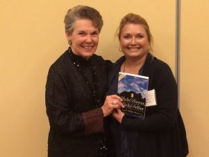 Upon completion of training, Laurie gave everyone a copy of her Book, Rich Buyer, Rich Seller